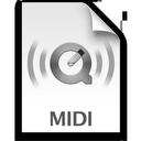 MIDI Icon 128x128 png
