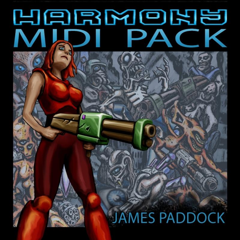 Harmony MIDI Pack